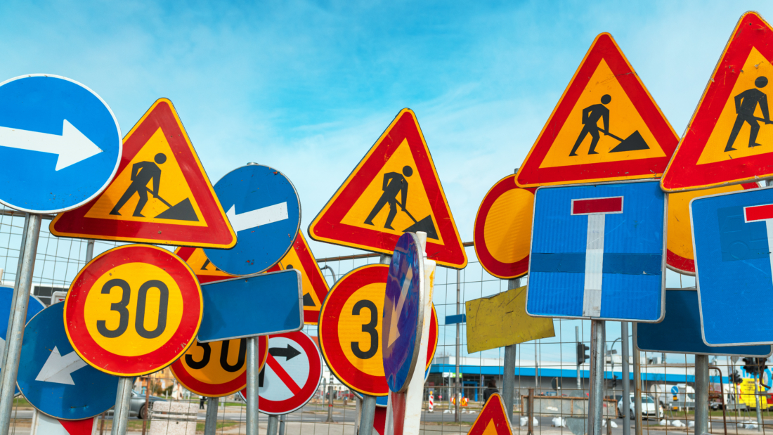 Decoding Traffic Signs