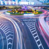 Navigating a Roundabout